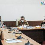 Rakor Komite Penanganan Covid-19, Gubernur Jabar Minta Bupati & Walikota Proaktif dalam mengejar PPKM ke level 1 dan 2