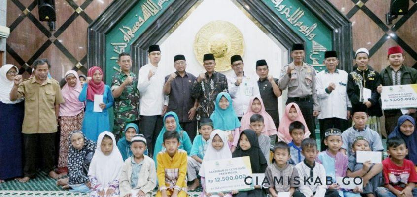 Safari Ramadhan Pemerintah Provinsi Jawa Barat ke Kabupaten Ciamis