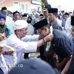 Ziarah Bupati dan Wakil Bupati ke Makam Leluhur Galuh Ciamis Peringati Hari Jadi Kabupaten Ciamis ke-377