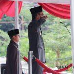 Upacara Peringatan Hari Jadi Kabupaten Ciamis ke-377 Tingkat Kabupaten