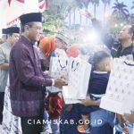 Khitanan Massal Dalam Rangka Hari Jadi Kabupaten Ciamis ke-377 Tahun 2019