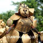 Pembukaan Pameran Budaya dan Galuh Ethnic Carnival Tahun 2019