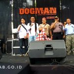 "Bupati Buka ""Dogman Is Back Trail Adventure"""