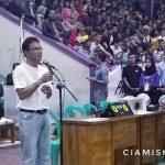 Bupati Tutup Gebyar Bola Voli Putra dan Putri Antar Kecamatan se-Kabupaten Ciamis