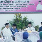 Kunjungan Kerja dan Silaturahmi Gubernur Jabar ke Kabupaten Ciamis