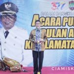 Dishub Kabupaten Ciamis Gelar Puncak Bulan Aksi Keselamatan 2019