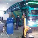Ramp Check Kendaraan Angkutan Rombongan Jemaah Haji Kabupaten Ciamis 2019