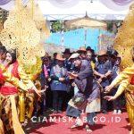Bupati Resmikan Puncak Acara Festival Ternak dan Ikan Tingkat Kabupaten Ciamis Tahun 2019