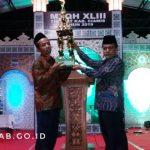 Penutupan MTQH ke-XLIII Tahun 2019 Tingkat Kabupaten Ciamis