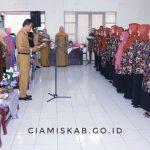 Pelantikan dan Pengukuhan Pengurus Gabungan Organisasi Wanita (GOW) Kabupaten Ciamis Periode 2019 - 2024