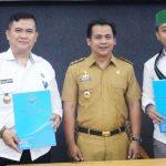HMI Cabang Ciamis Deklarasi Anti Narkoba Disaksikan Wakil Bupati Ciamis