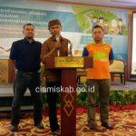Kabupaten Ciamis Borong 3 Penghargaan Dalam Festival Film Dokumenter Media Warga Tingkat Nasional Di Jogjakarta
