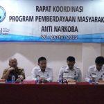 BNNK Ciamis Gelar Rakor Pemberdayaan Masyarakat Anti Narkoba Instansi Pemerintah