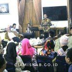 Silaturahmi Bupati Dengan Anggota DPRD Kabupaten Ciamis Periode 2014 - 2019