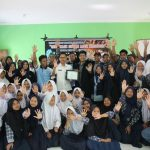 KKN IAID Gandeng BNNK Ciamis Edukasi Bahaya Narkoba Di MTs Nurul Huda Al Husna