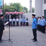 BNNK Ciamis Gelar Upacara Bendera Peringatan HUT Kemerdekaan Ke-74 Republik Indonesia
