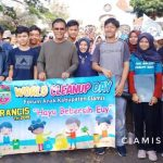 World Cleanup Day (WCD) di Kabupaten Ciamis