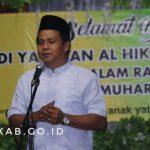 Wakil Bupati Ciamis Hadiri Gebyar Muharam 1441 H di Yayasan Al Hikmah Sukajaya Imbanagara Raya Ciamis