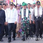 Bupati Tutup Kegiatan Bhakti Siliwangi Manunggal Satata Sariksa (BSMSS)  TNI-AD Tahun 2019