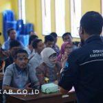 Pelatihan Aplikasi Sapawarga Gelombang Ketiga Digelar Diskominfo di Cisaga