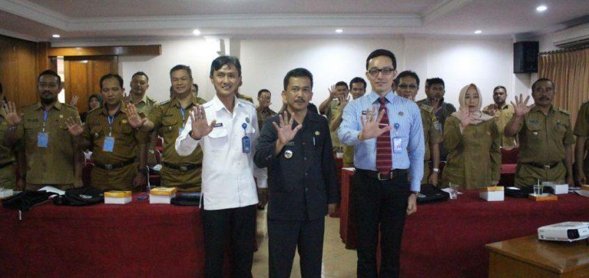 Pembinaan Teknis P4GN di Lingkungan Intansi Pemerintah