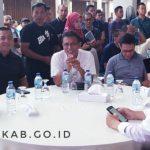 Bupati Ciamis Hadiri KOPDAR Triwulan III Bersama Gubernur Jabar