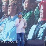 Gubernur Jabar Bersama Bupati Ciamis Buka Jambore Desa Kelurahan Tahun 2019 di Kecamatan Lakbok Ciamis