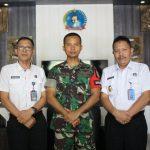 Kepala BNNK Ciamis Kunjungi Batalyon Infanteri Raider 323/BP Banjar