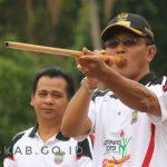 Bupati Ciamis Buka Invitasi Olahraga Tradisional antar ASN SKPD Kabupaten Ciamis