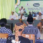 Wakil Bupati Ciamis Buka Diklat Masa Juang 1 (MJ-1) Pimpinan Cabang Front Mahasiswa Islam Kabupaten Ciamis