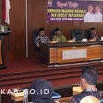 Kabupaten Ciamis Budayakan Lagi Maghrib Mengaji dan Shalat Berjamaah