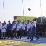 Bupati Ciamis Buka Liga Bola Voli Kota Galuh Ciamis 2019