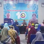 Bupati Hadiri Satu Dasawarsa TKSK Kabupaten Ciamis