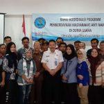 BNNK Ciamis Gelar Rakor Program Pemberdayaan Masyarakat Anti Narkoba di Lingkungan Swasta dan Dunia Usaha