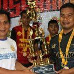 Wakil Bupati Ciamis Tutup Open Turnamen Bola Voli Putra Pusakanagara Cup III Tahun 2019