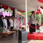 HSN 2019 Tingkat Kabupaten Ciamis Dimeriahkan Dengan Pawai Taaruf