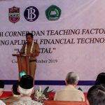 Wakil Bupati Ciamis Hadiri Peresmian BI Corner dan  Teaching Factory Serta Launcing Aplikasi Financial Tecnology MS Digital