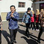 Wakil Bupati Ciamis Hadiri Akreditasi Puskesmas Cikoneng