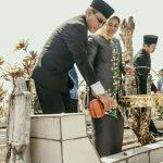 Peringati Hari Pahlawan, Bupati Ciamis Ziarah Ke Taman Makam Pahlawan