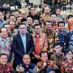 Wakil Bupati Ciamis Hadiri Peresmian Corporate Social Responsibility Jabar 2018-2019