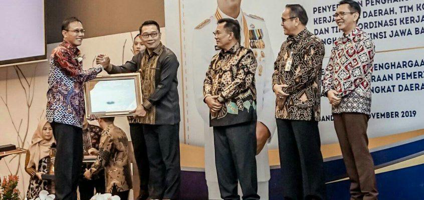 Kabupaten Ciamis Raih Empat Penghargaan dari Pemprov. Jabar