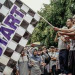Bupati Ciamis Lepas Peserta Jalan Sehat HUT PGRI dan Korpri