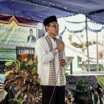 Hadiri Peringatan Maulid Nabi di Buniseuri, Bupati Herdiat Ajak Masyarakat Makmurkan Masjid