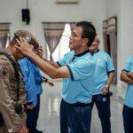 Bupati Ciamis Lepas Kontingen Porsenitas dan Jambore Satpol PP se-Jawa Barat