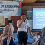 Bentengi Remaja dari Narkoba,  Puluhan Remaja Ikuti Diklat dan Konselor Sebaya