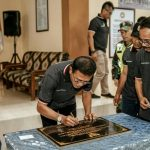 Peringati Hari Guru,  Bupati Ciamis Resmikan Gedung PGRI Sindangkasih