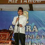Wakil Bupati Ciamis Hadiri Haol Dan Reuni Alumni Di Ponpes Miftahul Huda Utsmaniyah Cikole