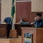 Tiga Raperda Usulan Pemkab Ciamis Disetujui DPRD