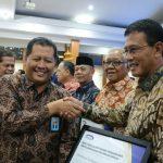 SPIP Capai Level 3, Kabupaten Ciamis Raih Penghargaan Maturitas dari BPKP Jawa Barat