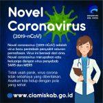 Dinkes Ciamis Klarifikasi Isu Pasien Yang Terindikasi Virus Corona di RSUD Ciamis
